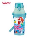 Skater直飲冷水壺 (480ml) 小美人魚愛麗兒