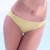 【黛安芬】Home Bra 居家伸展 M-EEL高腰內褲 (陽光黃)