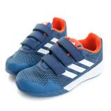 Adidas 童鞋 慢跑鞋 藍白 ALTARUN CF K - BA7425
