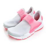 NIKE 大童鞋 復古鞋 灰粉紅 SOCK DART (GS) - 904277001