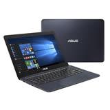 ASUS L402SA-0062BN3160 14吋/N3160/4G記憶體/32G硬碟 超值文書機(附Office 365) - 送鍵盤膜+散熱座+清潔組+鼠墊