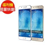 福利品 Samsung Galaxy A8 八核心5.7吋4G LTE全金屬雙卡薄型機 New (黑色-九成新)