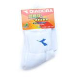 (大童) DIADORA 氣墊底運動襪 白藍 鞋全家福