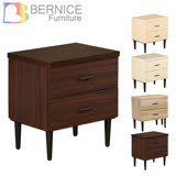 Bernice-普里1.5尺床頭櫃/抽屜櫃/收納櫃/斗櫃(四色)