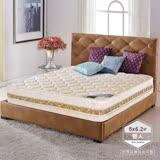 IHouse - 綠能水冷膠封邊獨立筒床墊-雙人5x6.2尺(高28cm)