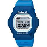 CASIO 卡西歐 Baby-G 經典衝浪錶-藍 BLX-5600-2DR