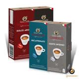 【加里波第咖啡膠囊】義大利咖啡膠囊雀巢任選8盒入(共80顆)Nespresso 咖啡機適用