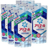 【日本P&G】Ariel 超濃縮洗衣精補充包 (770gx6包)