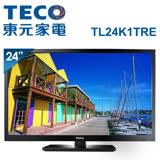 TECO東元 24吋 FHD低藍光液晶顯示器+視訊盒(TL24K1TRE)