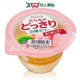 日本Tarami 白桃鮮果肉果凍230g/個