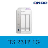 QNAP 威聯通 TS-231P 2-Bay NAS