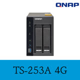 QNAP 威聯通 TS-253A-4G 2-Bay 網路儲存伺服器