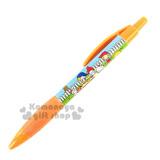 〔小禮堂〕Sanrio大集合 原子筆《橘藍.野餐》黑色筆芯.Sanrio70年代人物系列