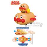 〔小禮堂嬰幼館〕麵包超人 造型迴力車玩具《小.膚色.造型大臉飛船》