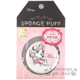 〔小禮堂〕迪士尼 米妮 手套型氣墊粉撲《粉.點點》BB.CC霜.氣墊粉餅專用