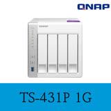 QNAP 威聯通 TS-431P 4-Bay NAS
