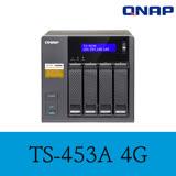 QNAP 威聯通 TS-453A-4G 4-Bay 網路儲存伺服器