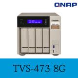 QNAP 威聯通 TVS-473-8G 4-Bay NAS