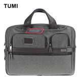 【TUMI】Alpha 2 男士商務T-PASS 15吋筆電公事包 T-PASS MEDIUM SCREEN LAPTOP SLIM BRIEF (026516EG2)