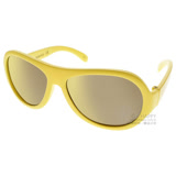 SHADEZ 兒童太陽眼鏡 無毒可彎折設計(黃) #SH15SHZ3 C35
