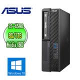 ASUS 華碩 H81 商用電腦 (Core i5-4590 8G 1TB DVD-RW Nvidia Quadro K600 Win10專業版 三年保固)