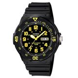 CASIO 卡西歐 學生最愛潛水風格腕錶 MRW-200H-9BVDF