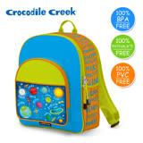 【美國Crocodile Creek】Go Kids兒童造型背包-太陽系