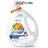 橘子工坊高倍速淨天然濃縮洗衣精2200ml