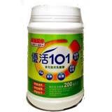 生達優活101乳酸菌 300克/瓶 買5送1◆德瑞健康家◆