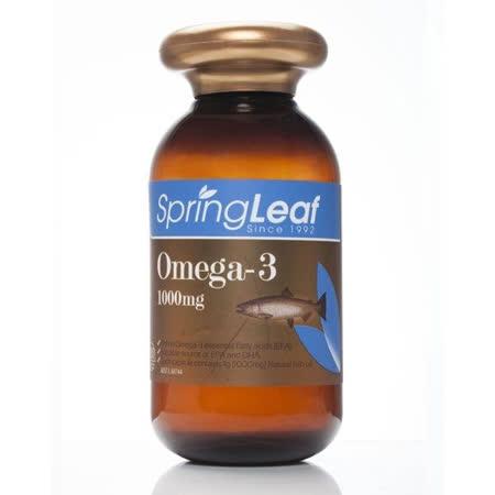 Spring Leaf 綠芙特級 深海魚油軟膠囊 200顆/瓶◆德瑞健康家◆ -friDay購物 x GoHappy