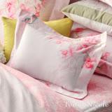 Tonia Nicole 東妮寢飾莎莉絲特環保印染精梳棉午安枕套(30*40cm)