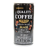 J-SANGARIA焙煎黑咖啡罐185ml