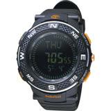 Timberland 天柏嵐 Mendon 電子計時手錶-黑/51mm TBL.15027XPB/02PA