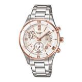 CASIO 卡西歐 SHEEN 晶鑽時尚陶瓷計時腕錶/SHE-5517SG-7A