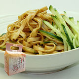 呷什麵-麻辣麻醬乾拌麵90g/包(4包/袋)×4袋
