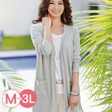 日本Portcros 預購-吸汗速乾清爽防曬針織外套(共七色/M-3L)