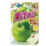 明治果汁QQ軟糖-青蘋果 47g
