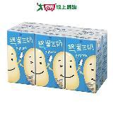 統一蜜豆奶牛奶250ml*6