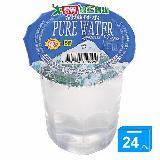 清境杯水240ml*24杯