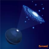 Dreams Projector Dome 銀河系投影球-旋星系