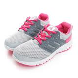 ADIDAS 女鞋 運動鞋 白灰粉 GALAXY 3 K - BB3015