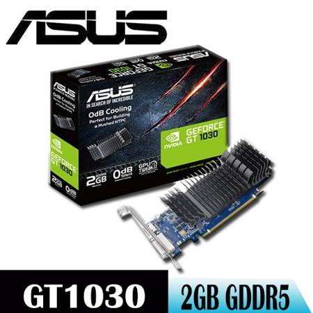 【ASUS 華碩】ASUS GT1030-SL-2G-BRK  顯示卡