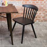 Bernice-巴克實木黑色餐椅/單椅