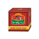 泰國興太太Madame Heng草本深層控油潔膚皂(150g) X6入組