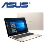ASUS X556UR 15.6吋 FHD/i5-6200U/4GB/1TB/2G獨顯/WIN10/兩年保固 超值筆電(金)-送無線光學滑鼠/LED小夜燈/16隨身碟