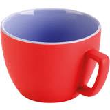 《TESCOMA》Crema雙色馬克杯(紅600ml)