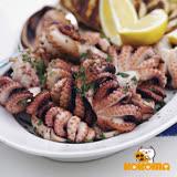 (任選) 【極鮮配】一口小章魚 (250G±10%/包)