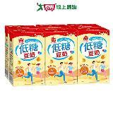 M-義美低糖豆奶250ml*6