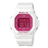 CASIO 卡西歐 BABY-G 果凍系列潮流雙顯運動女錶 BG-5601-7