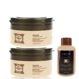 Parfum 巴黎帕芬 深層修護胜肽護髮膜100mlX2+贈英國梨與小蒼蘭香水洗髮精120mlX1